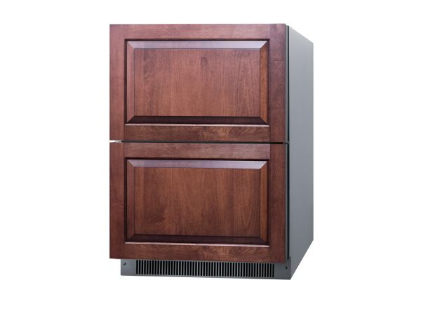 Indoor/Outdoor Versatile Drawer Refrigerator