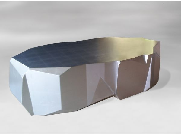 Rock Cocktail Table