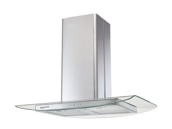 PCG42S Glass Chimney Hood