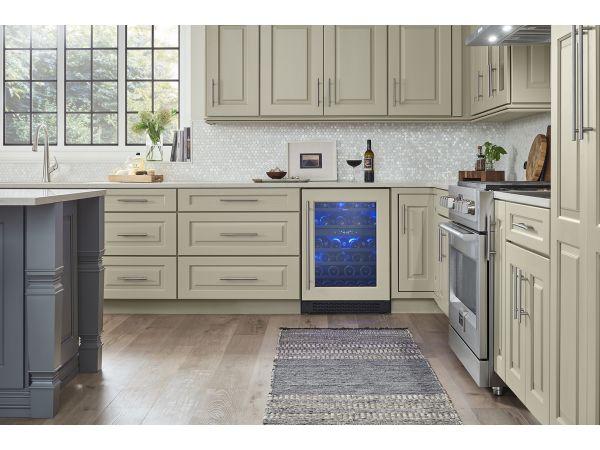 Presrv™ Dual Zone Panel Ready Wine Cooler