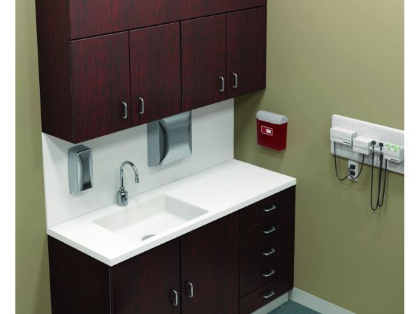 HS-Series Terreon Solid Surface Undermount Basin