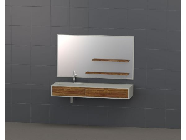 AVALYN Bath Vanity & Mirror