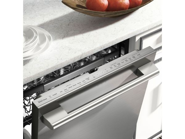 Signature Kitchen Suite PowerSteam Panel-Ready Dishwasher