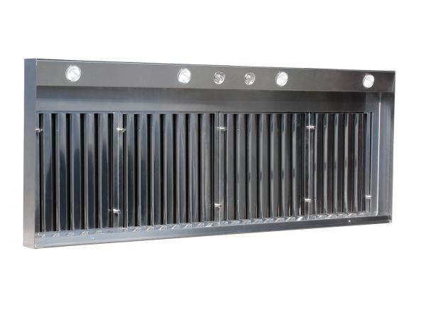 XL Pro Hood Liner Inserts & Ventilation Systems