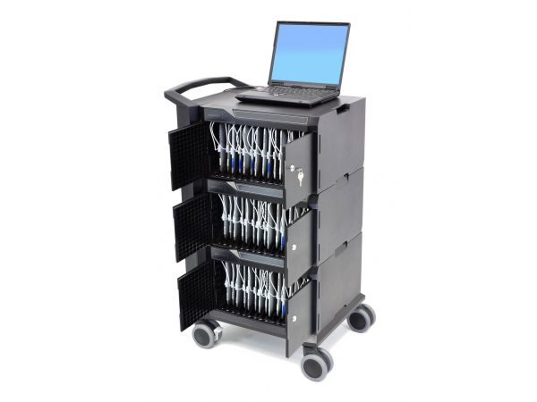 Tablet Management Cart
