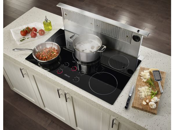 "Renaissance 36"" Induction Cooktop"