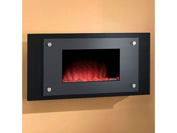 Harmony 35 in Wall Hanging Fireplace