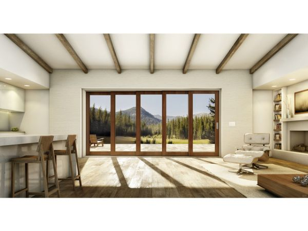 Ultimate Multi-Slide Door