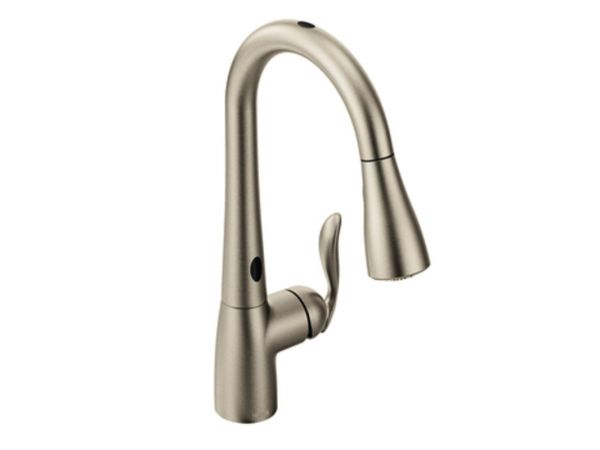 Moen Arbor pulldown kitchen faucet with MotionSense