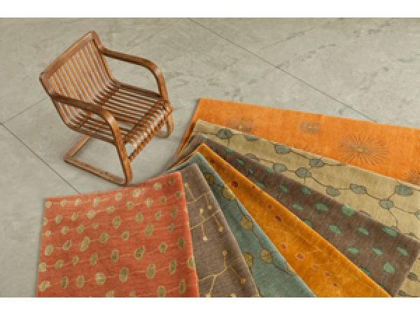 Weese Rugs FLORA COLLECTION