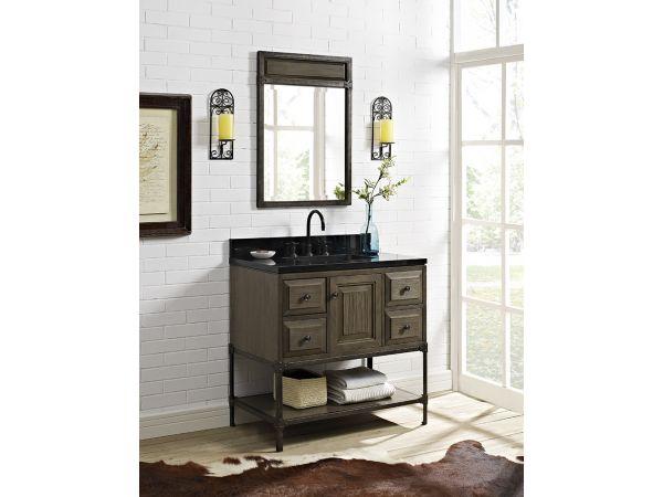 Toledo 36 Vanity - Door