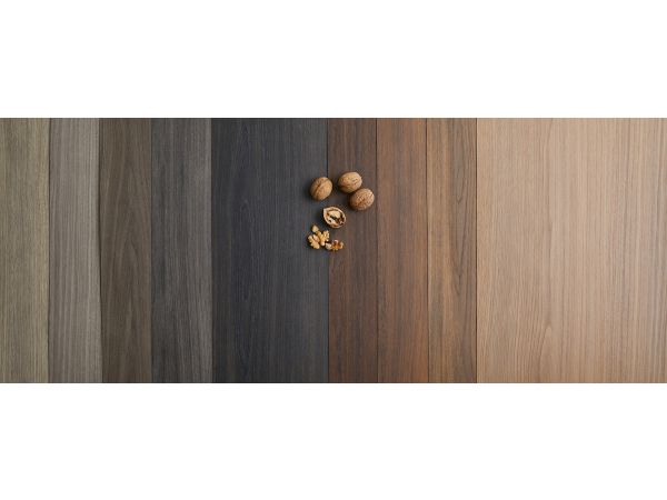 Two NEW surface textures enhance Arborite's HPL woodgrain design launch