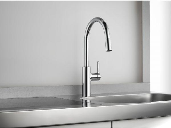 LUNA-E Kitchen Faucets
