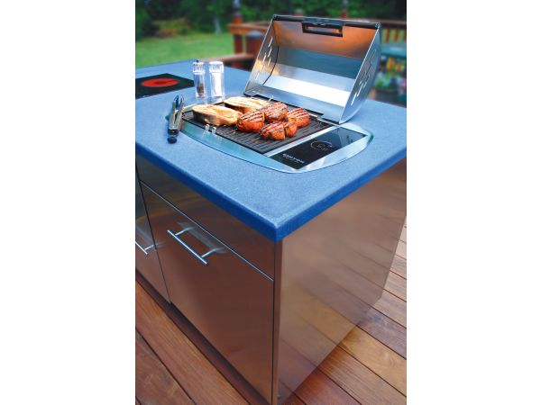 Rio All Seasons Built-In Electric Grill