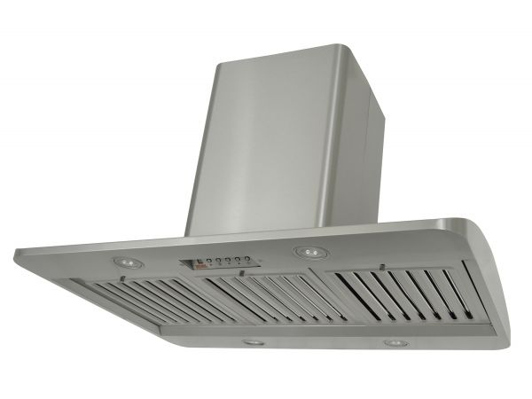 IS22 SQB-1 Premium Series with ECO Mode (KOBE Range Hoods)
