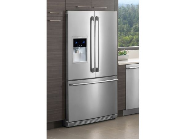 Counter Depth French Door Bottom Mount Refrigerator