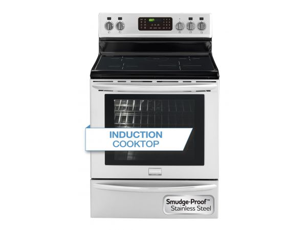 Frigidaire Gallery Induction Freestanding Range