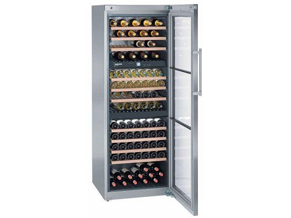 WS 17800 Vinidor and GrandCru wine cabinet