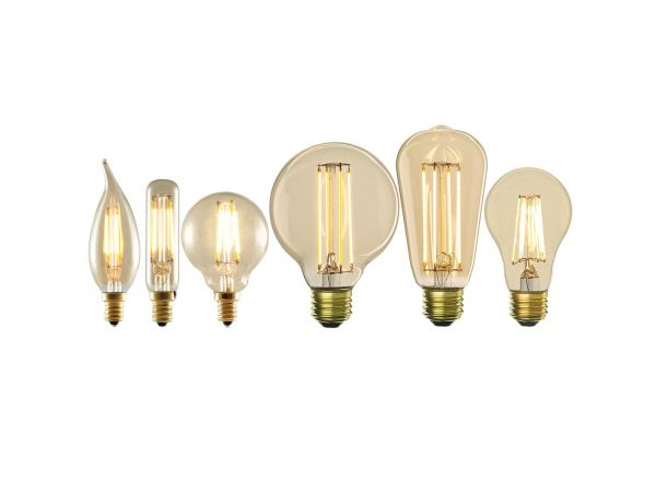 LED Nostalgic Filament Series
