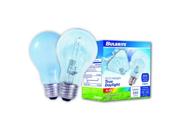 Eco Halogen True Daylight