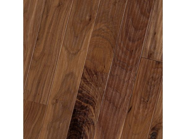 Amish HandScrape Floor Walnut Natural Oil a