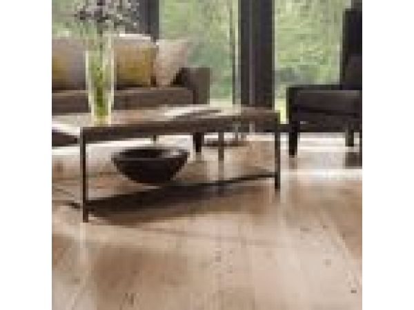 Reclaimed American Oak floors