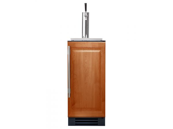 True 15-inch Beverage Dispenser - Overlay Panel
