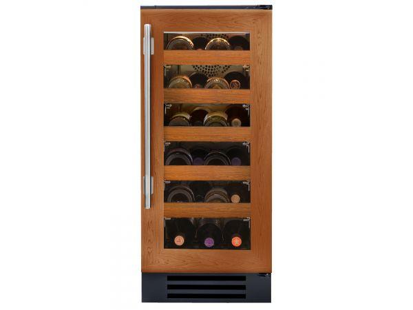 True 15-inch Wine Cabinet - Overlay