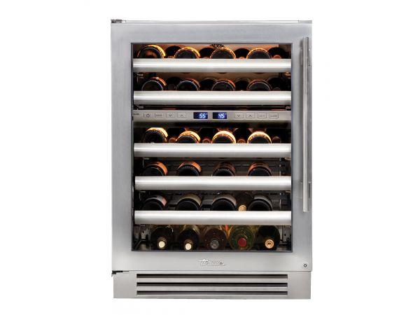 True Dual Zone Wine Cabinet