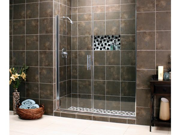 Uptown Grand Series Shower Enclosure