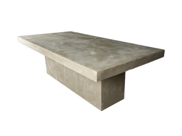 Concrete King Dining Table