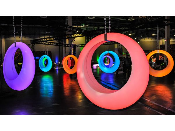 Illuminated Lounge Ring