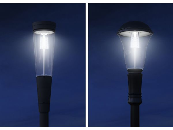 ClassicStyle & SleekVision Luminaires with ClearGuide Technology