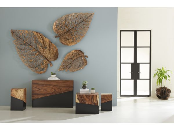 Birch Leaf Wall Art