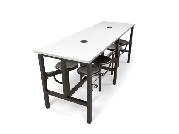 The OFM Endure Series Standing Height Table