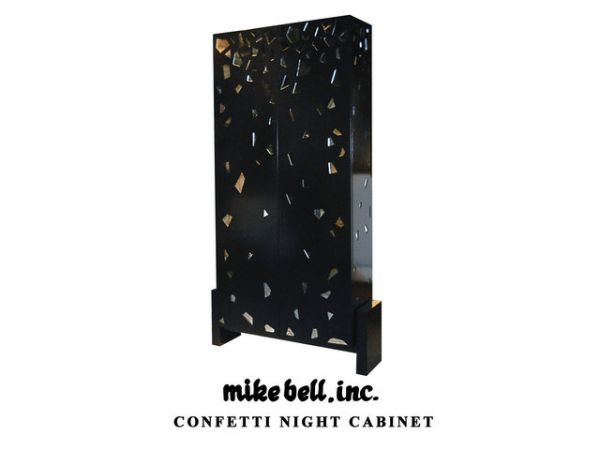 CONFETTI CABINET/ NIGHT