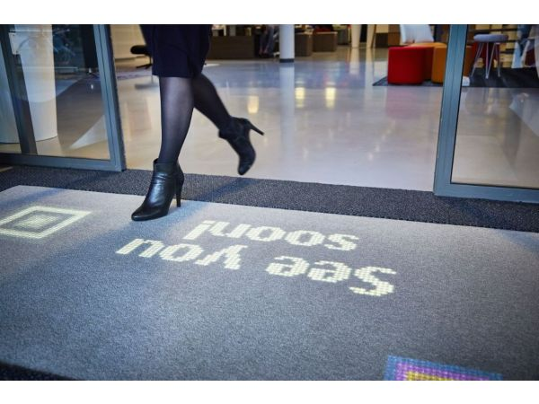 Philips Luminous Carpets