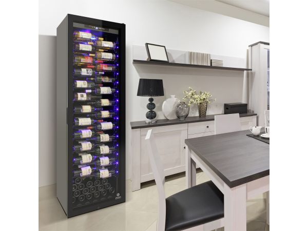 Label Forward Wine Refrigerator