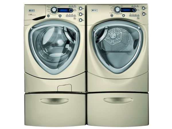 GE Profile Frontload Steam Washers