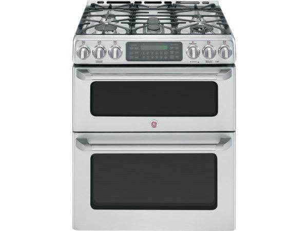 Cafe Gas Double Oven and Convection Range