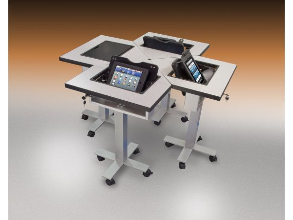 Quint Mobile Conference Collaboration Tables