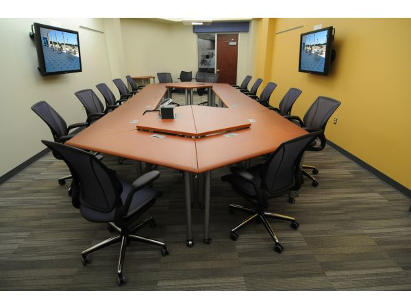 Trapeza Modular Conference Table