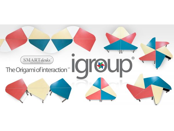 iGroup Collaboration Tables