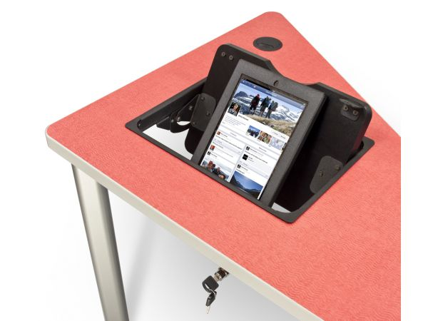 iPad flipIT shown in iGroup Collaboration Table