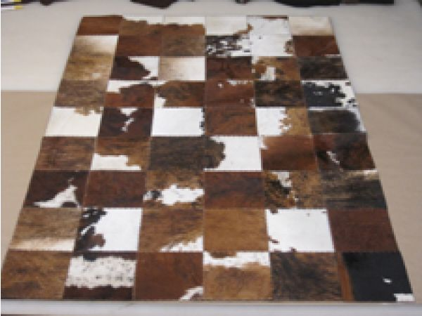 Patchwork Rug 10 Miscellaneous Hand-Stitch
