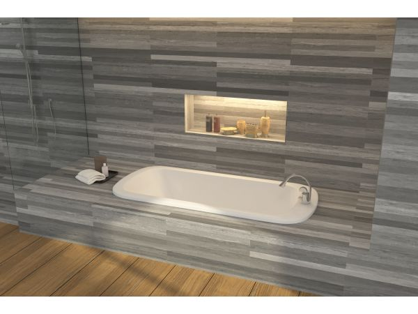 Ziva Luxury Tub by Americh