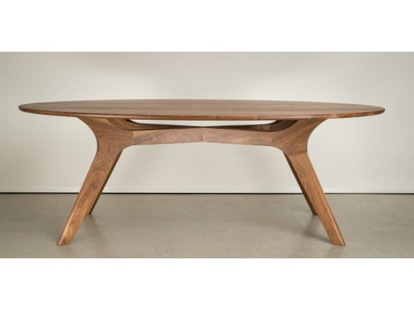 Franklin Dining Table by Jay Miron