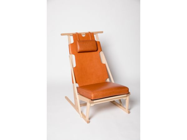 KICK Lounge Chair by Nicholas Purcell