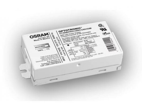 OSRAM OPTOTRONIC Programmable LED Dimming Power Supply