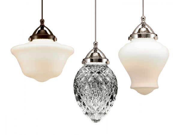 Early Electric Collection of Energy Efficient LED Pendants